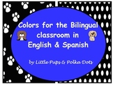 Color Posters in English and Spanish