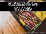 Color Posters in Spanish