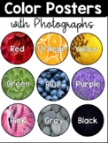 Color Posters with Photographs
