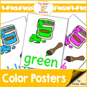 Color Posters/Wall Charts