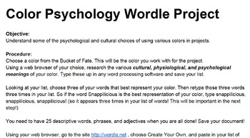 Color Psychology Projects