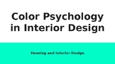 Color Psychology in Interior Design Slideshow