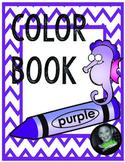 Color Purple Book