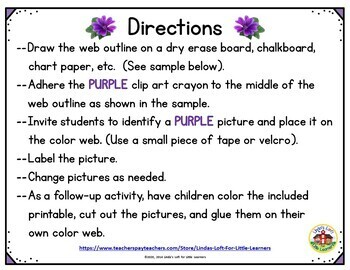 Color Purple Picture Web