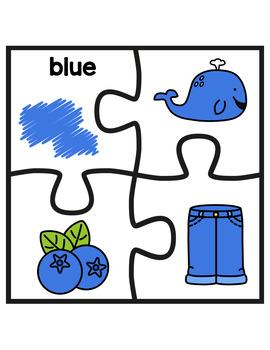 Color Puzzles