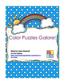 Color Puzzles Galore