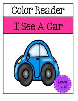 Color Reader - I See A Car
