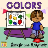 Color Recognition: Songs & Rhymes