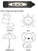 Kindergarten Color Activities - Bundle