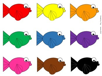 Color Recognition: Fishing for Colors