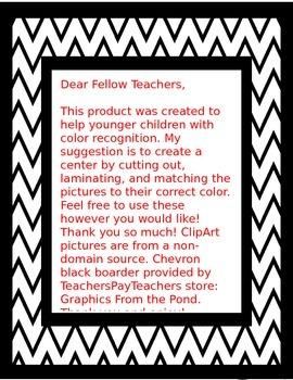 Color Recognition Templates