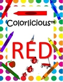 Color Red Activity