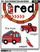Color Red Activity Pack