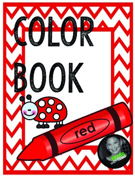 Color Red Book