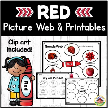 Color Red Picture Web Activity
