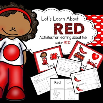 Color Red (Red Week)