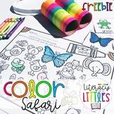 Color Safari {Freebie}