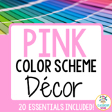 Color Scheme Decor Pack: The Pink Collection