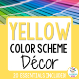 Color Scheme Decor Pack: The Yellow Collection