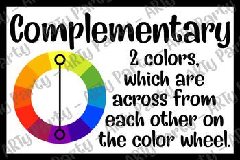 Color Scheme Poster Bundle!