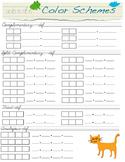 Color Schemes Notes 2