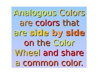 Color Schemes PowerPoint