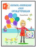 Color Schemes! Art Class PowerPoint - Freebie