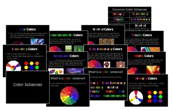 Color Schemes in Art PowerPoint