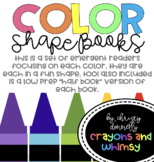Color Shape Books