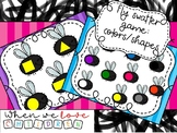 Color/Shape Recognition Game