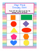 Color, Shape, and Number Discovery Bottles