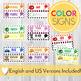 Color Signs Classroom Decor
