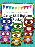 Color Skill Builder and Assessment Packet