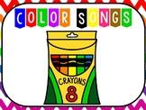 Color Songs Flipchart