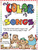 Color Songs