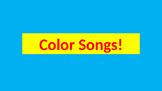 Color Songs Presenatition