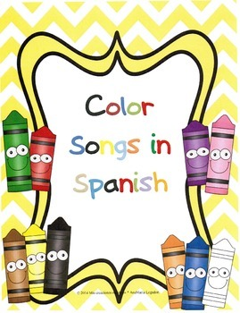 Color Songs en Español