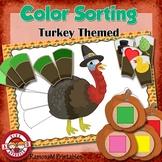 Color Sort - Turkey Themed