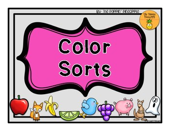 Color Sort Game