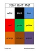 Color Sort Synonyms CCSS Aligned