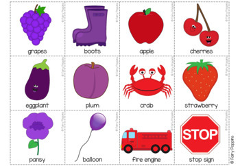 Color Sort and Classify (US & Australian Spelling)