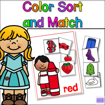Color Sort and Match