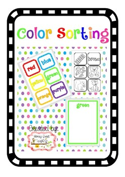 Color Sorting