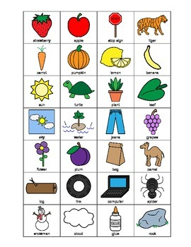 Color Sorting Activity, Autism, Speech Therapy