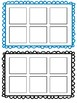 Color Sorting File Folder for Students with Special Needs