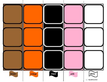 Color Sorting of Objects II for Autism