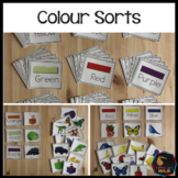 Color Sorts Color Matching