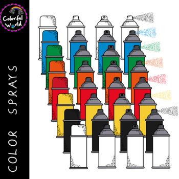 Color Sprays