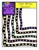 Color Striped Borders MEGA Pack {Creative Clips Digital Clipart}