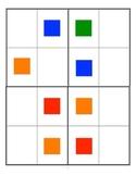 Color Sudoko Puzzles